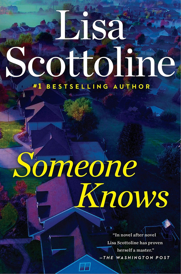 Lisa Scottoline – Someone Knows