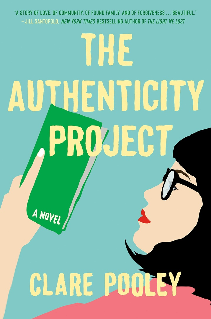 Clare Pooley – The Authenticity Project