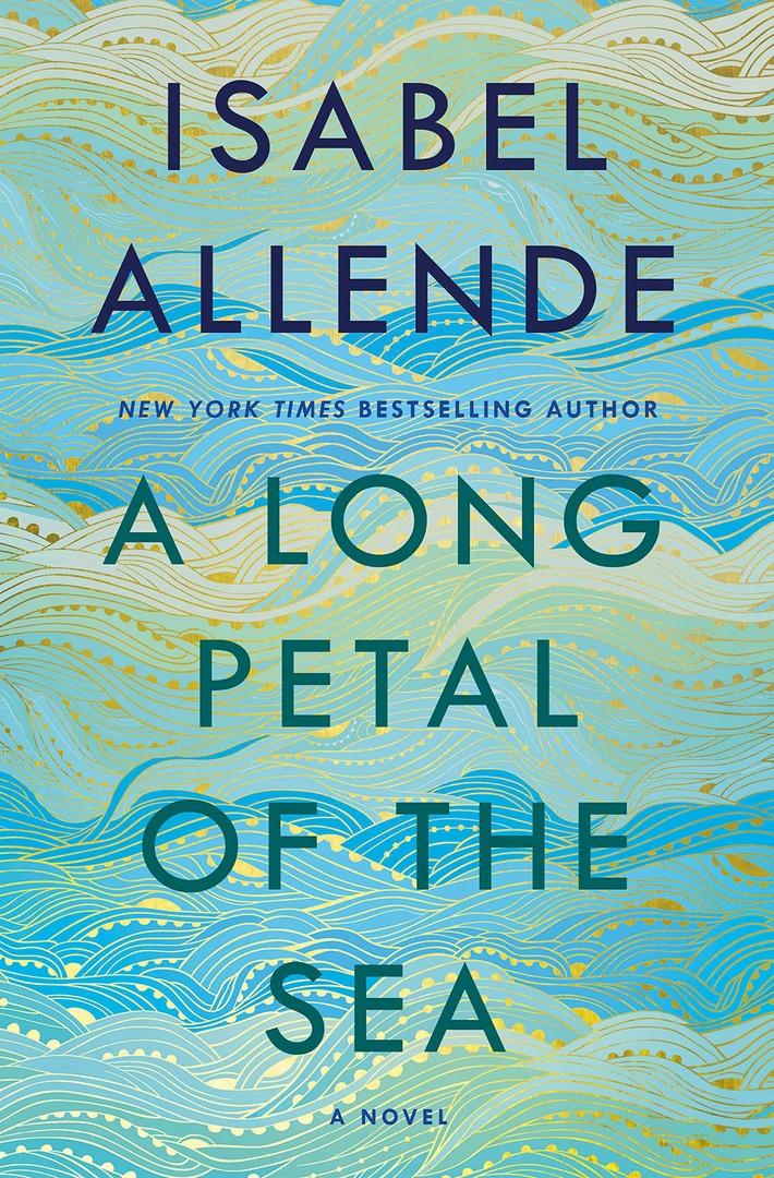 Isabel Allende – A Long Petal Of The Sea