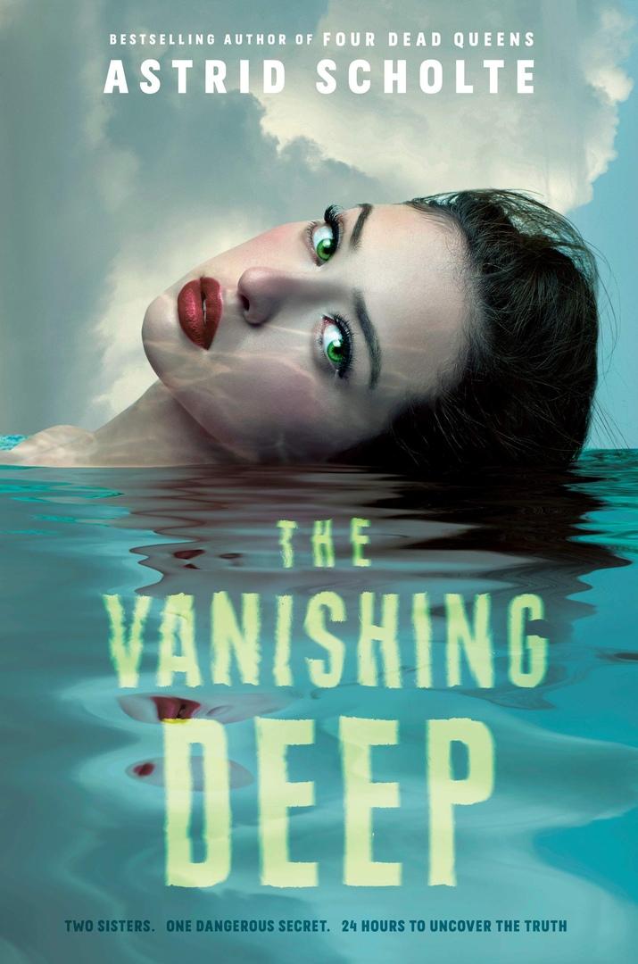 Astrid Scholte – The Vanishing Deep