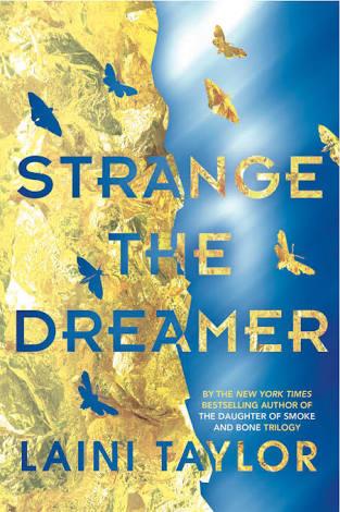 Download Strange The Dreamer Strange The Dreamer 1 By Laini Taylor