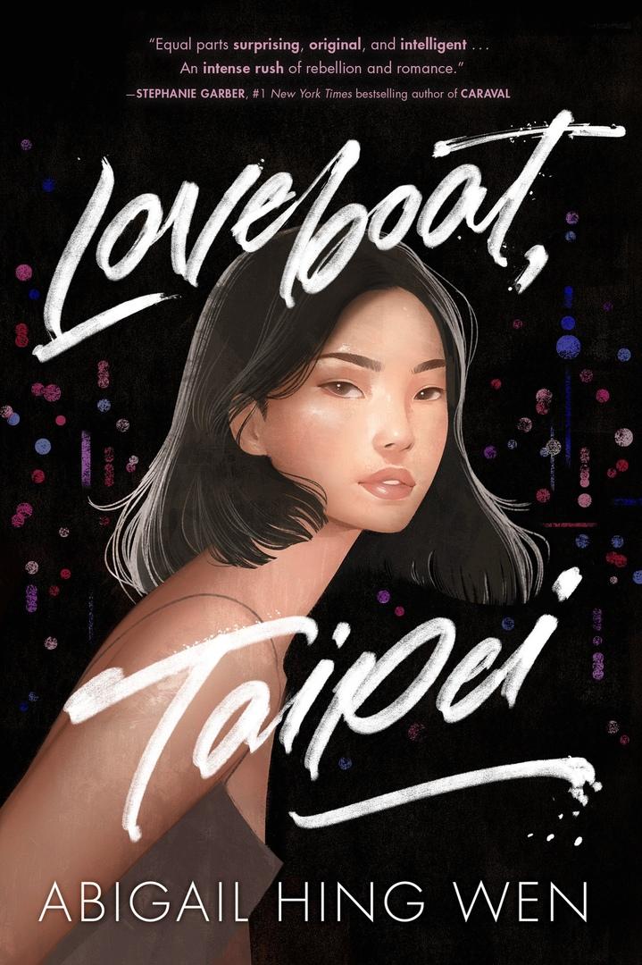 Abigail Hing Wen – Loveboat, Taipei