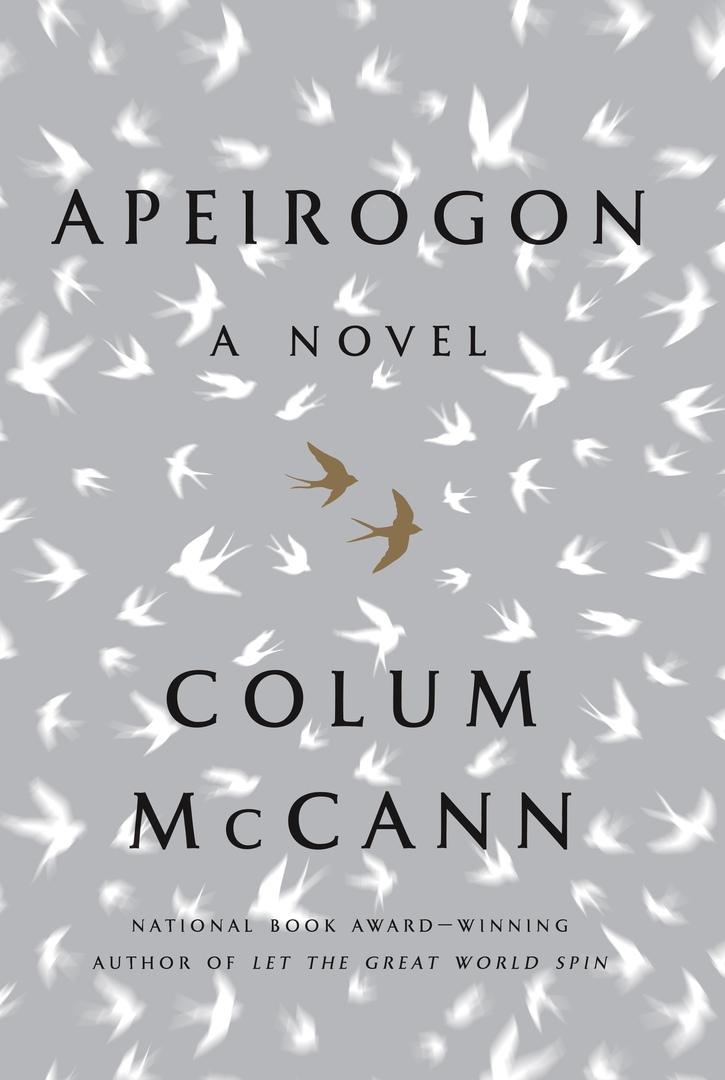 Colum McCann – Apeirogon