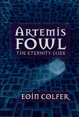 The Eternity Code (Artemis Fowl )