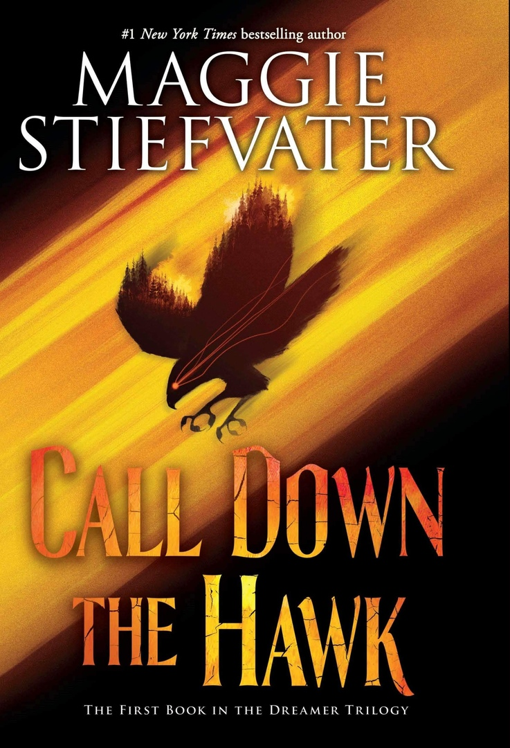 Maggie Stiefvater – Call Down The Hawk