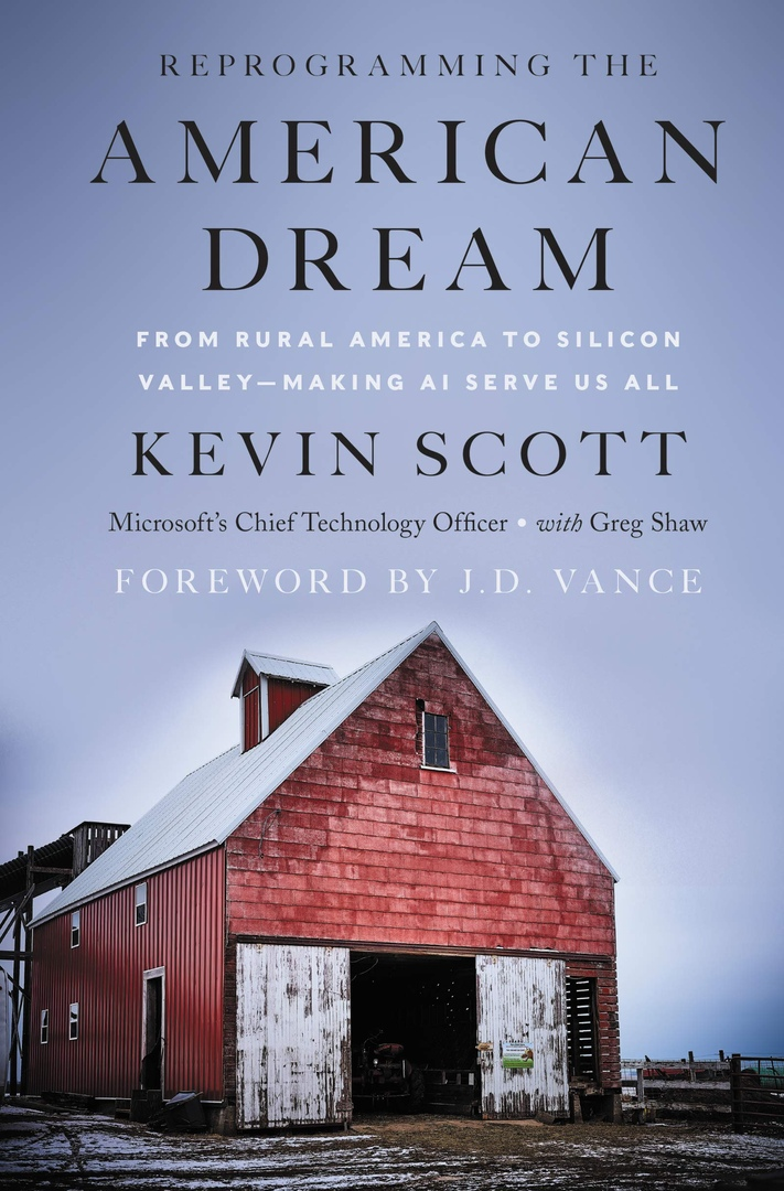 Kevin Scott – Reprogramming The American Dream