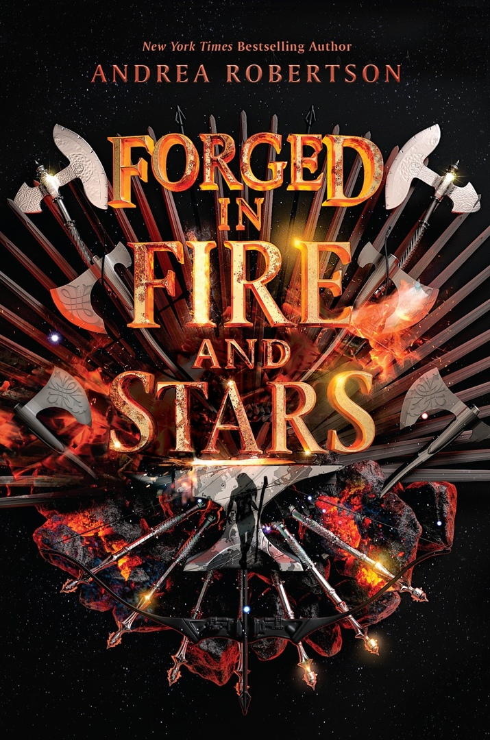 Andrea Robertson – Forged In Fire And Stars
