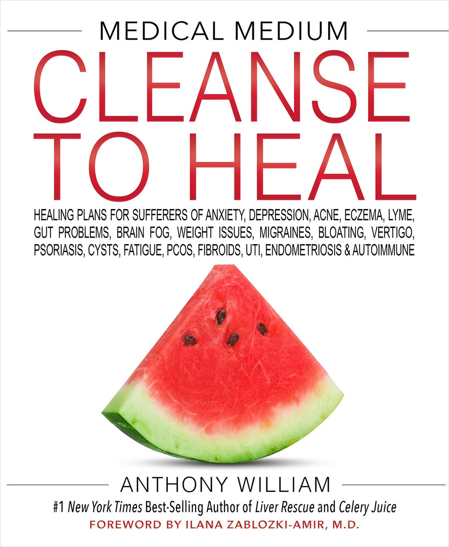 Anthony William – Medical Medium Cleanse To Heal