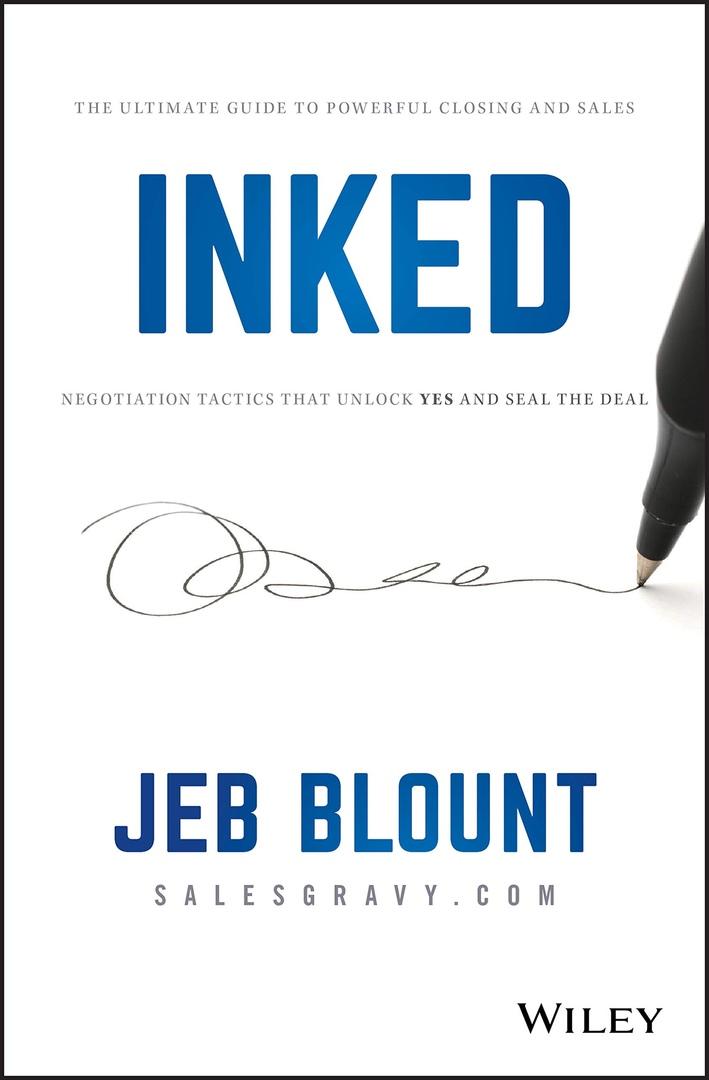 Jeb Blount – Inked