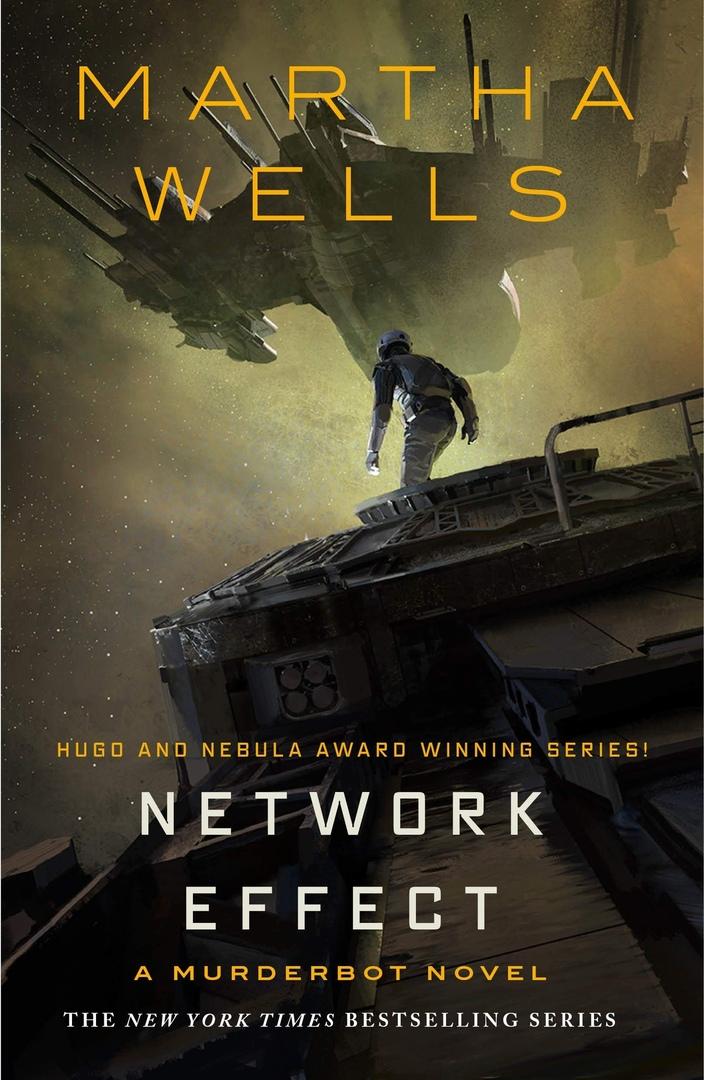 Martha Wells – Network Effect