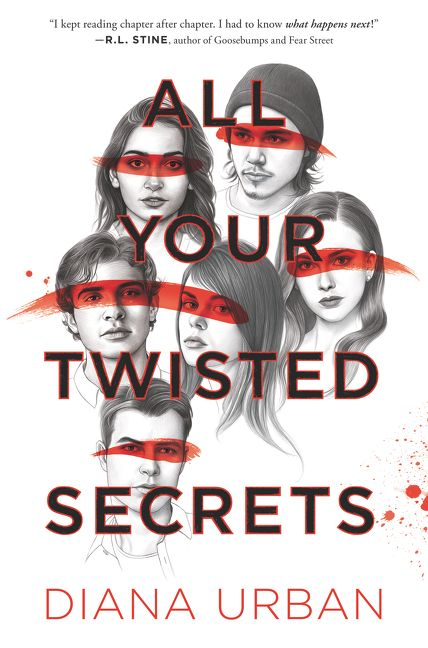 Diana Urban – All Your Twisted Secrets