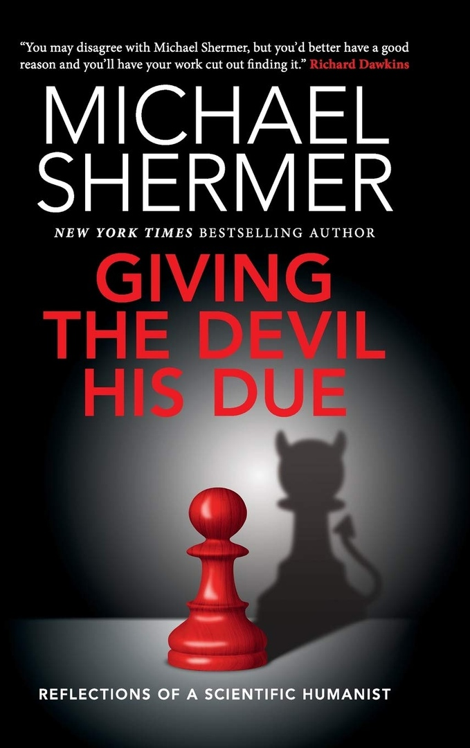 Michael Shermer – Giving The Devil His Due