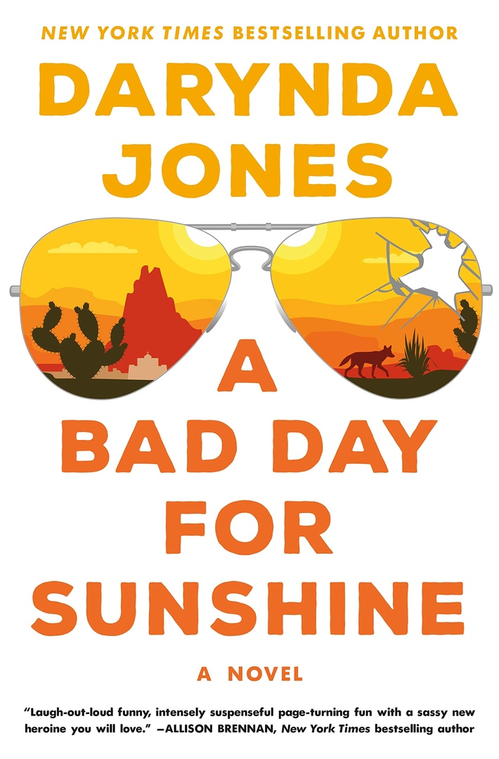 Darynda Jones – A Bad Day For Sunshine