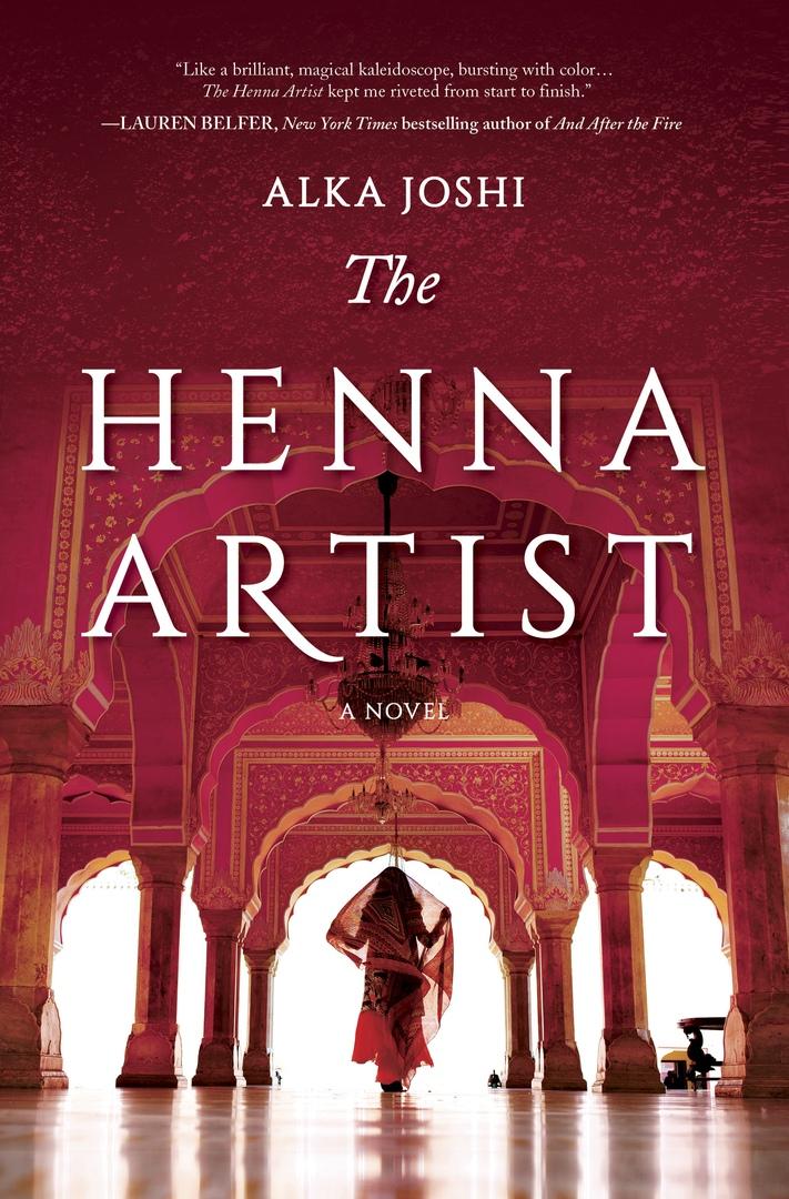 Alka Joshi – The Henna Artist