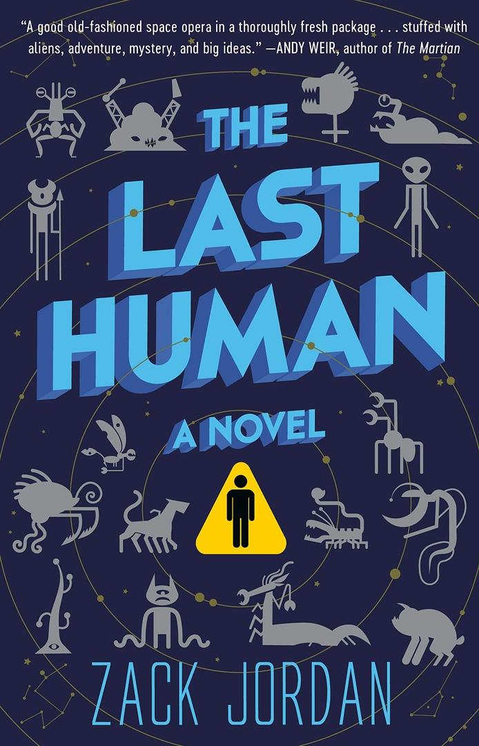 Zack Jordan – The Last Human