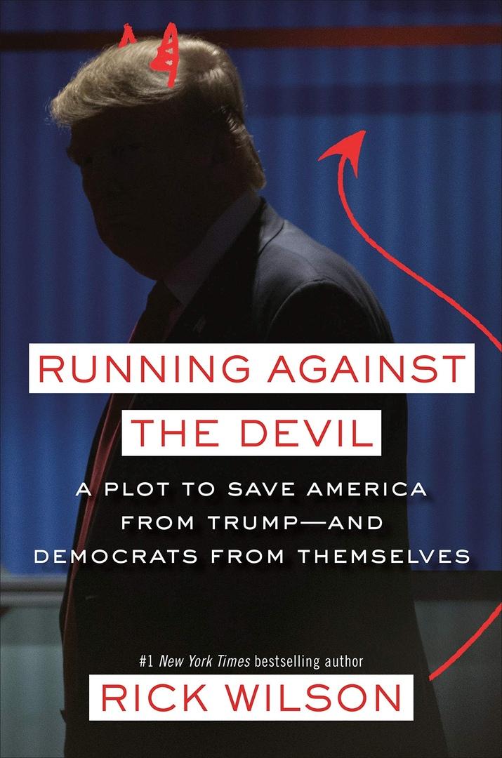 Rick Wilson – Running Against The Devil