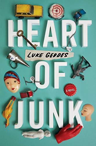 Heart Of Junk By Luke Geddes