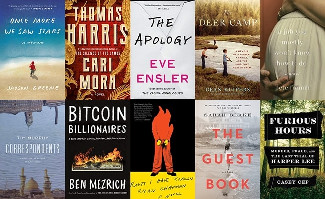 Amazon: Best Books Of The Month – May 2019