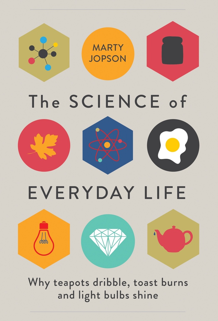 The Science Of Everyday Life: Why Teapots Dribble, Toast Burns And Light Bulbs Shine By Marty Jopson