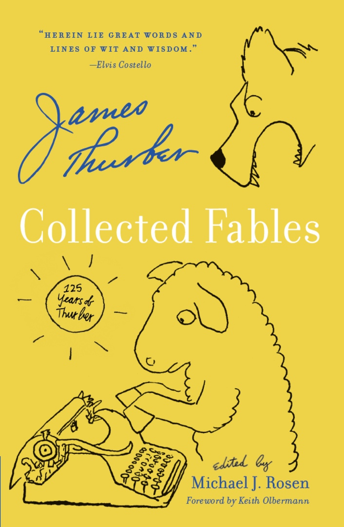 Collected Fables By James Thurber, Michael J