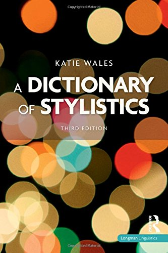 A Dictionary Of Postmodernism