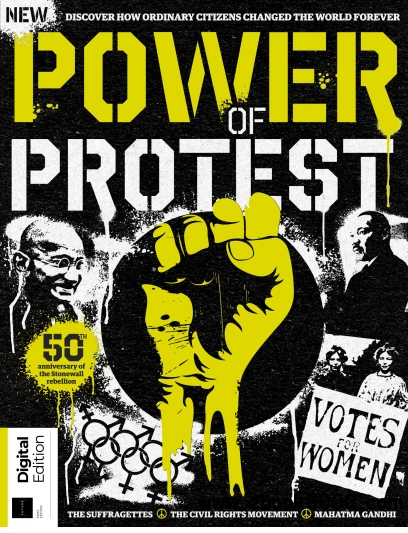 All About History: Power Of Protest – First Edition 2019