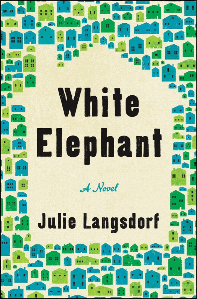 Julie Langsdorf – White Elephant