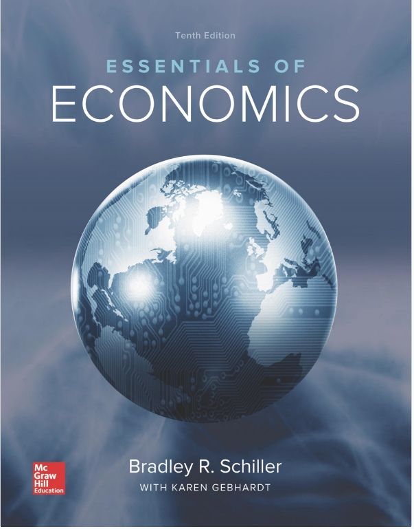 Essentials Of Economics – Standalone Book Ed 10