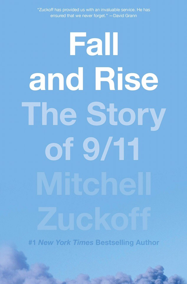 Mitchell Zuckoff – Fall And Rise: The Story Of 9/11