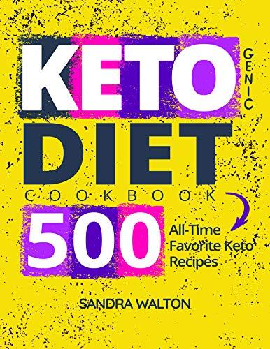 Ketogenic Diet Cookbook By Sandra Walton