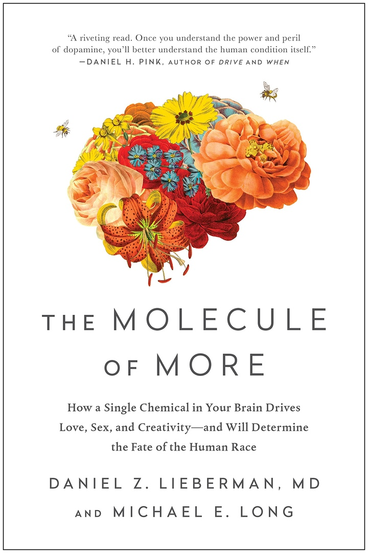 The Molecule Of More : How A Single Chemical In Your Brain Drives Love, Sex, And Creativity