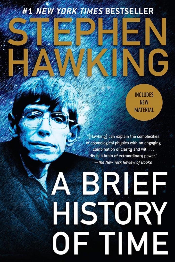 The Grand Design. Stephen Hawking.