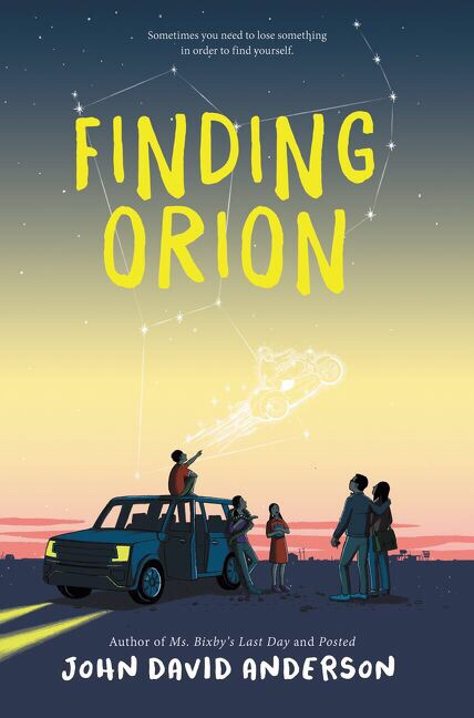 John David Anderson – Finding Orion