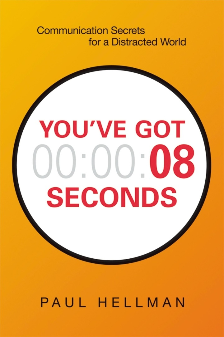 Paul Hellman – You've Got 8 Seconds
