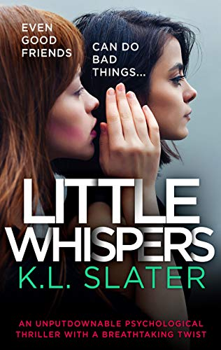 Little Whispers By K.L. Slater English