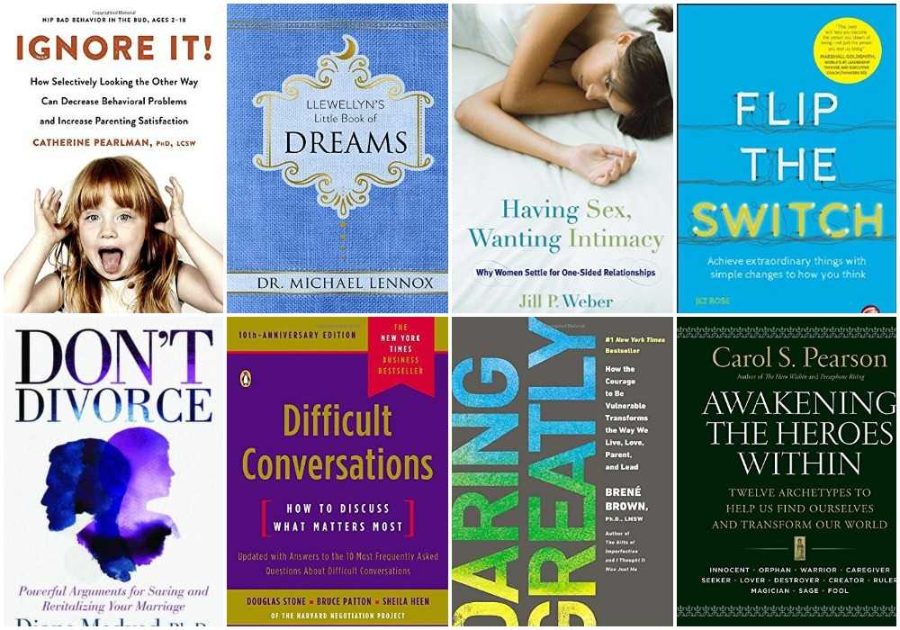 Self-Help Books Collection