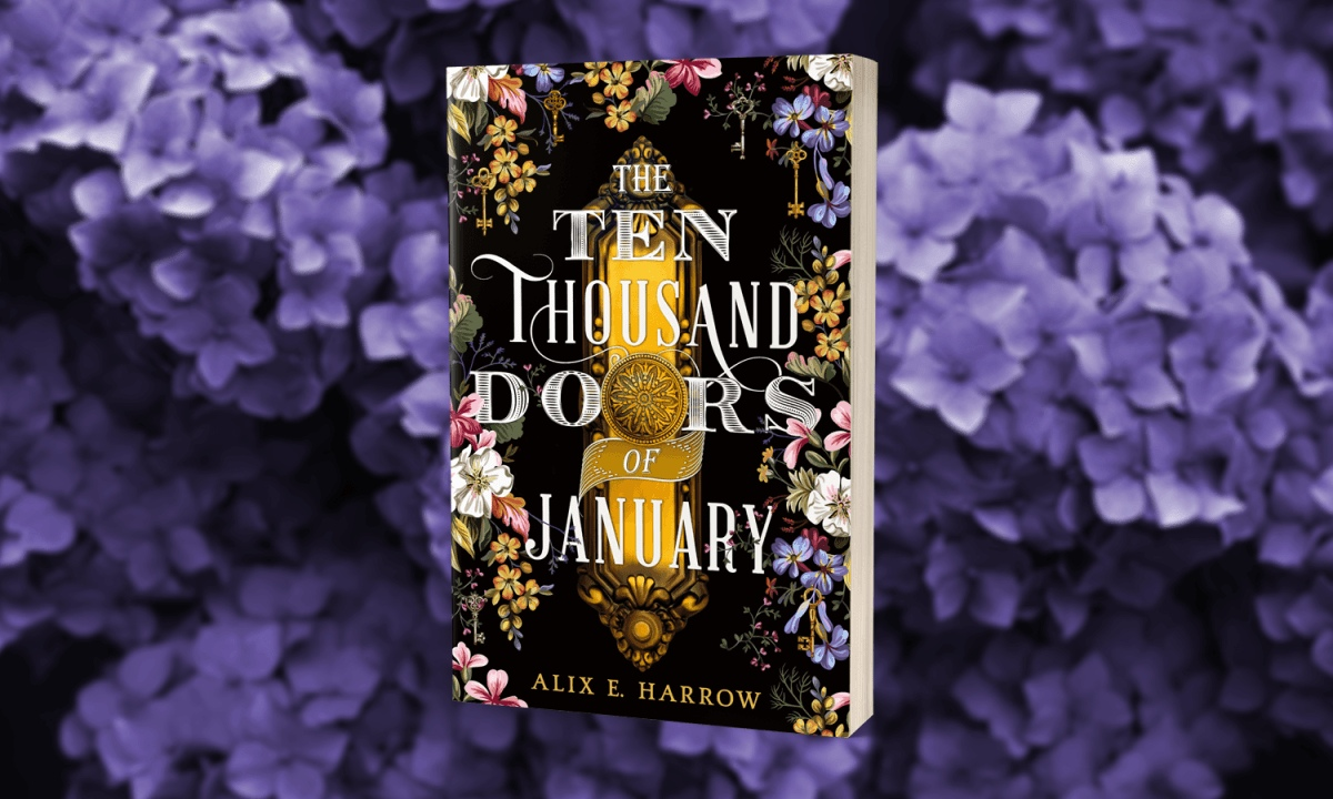 The Ten Thousand Doors Of January By Alix E