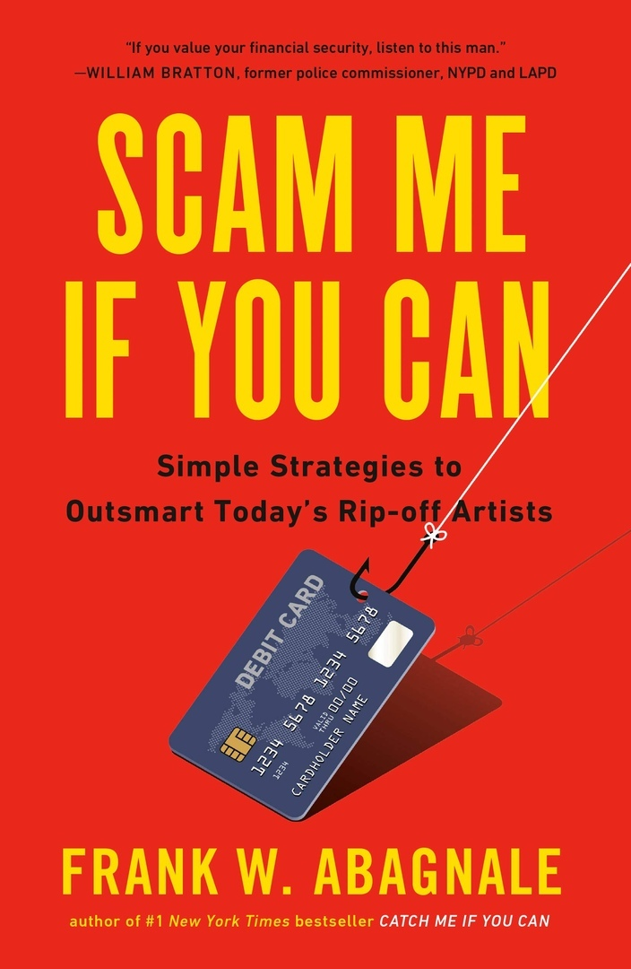 Frank Abagnale – Scam Me If You Can