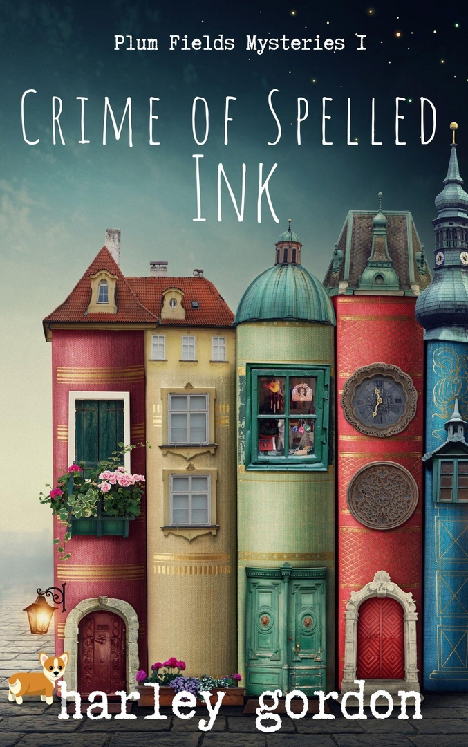 Crime Of Spelled Ink By Harley Gordon
