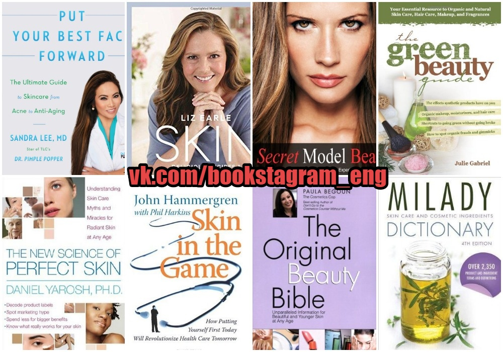 Skincare Books Collection