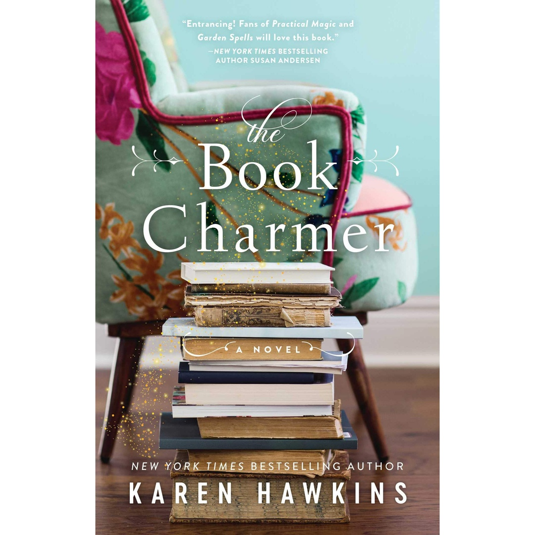 Karen Hawkins – The Book Charmer