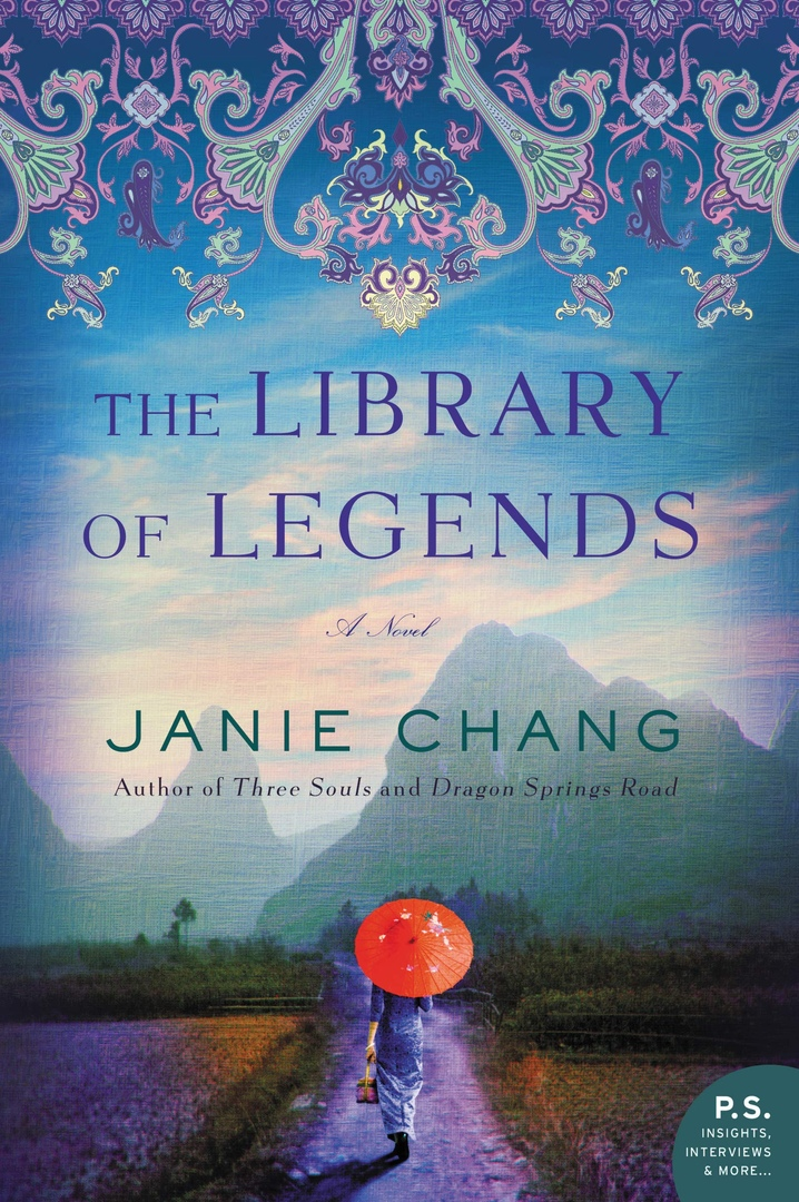 The Library Of Legends By Janie Chang