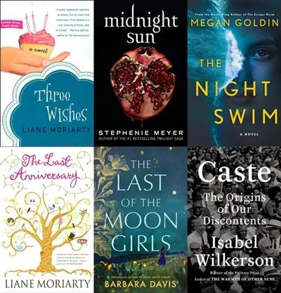 Goodreads: Most Popular Books – August, 2020