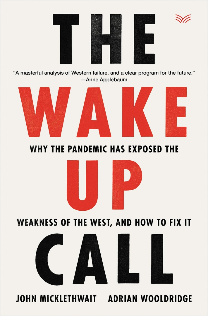 John Micklethwait, Adrian Wooldridge – The Wake-Up Call