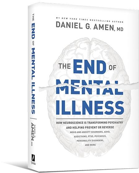 Daniel G. Amen – The End Of Mental Illness