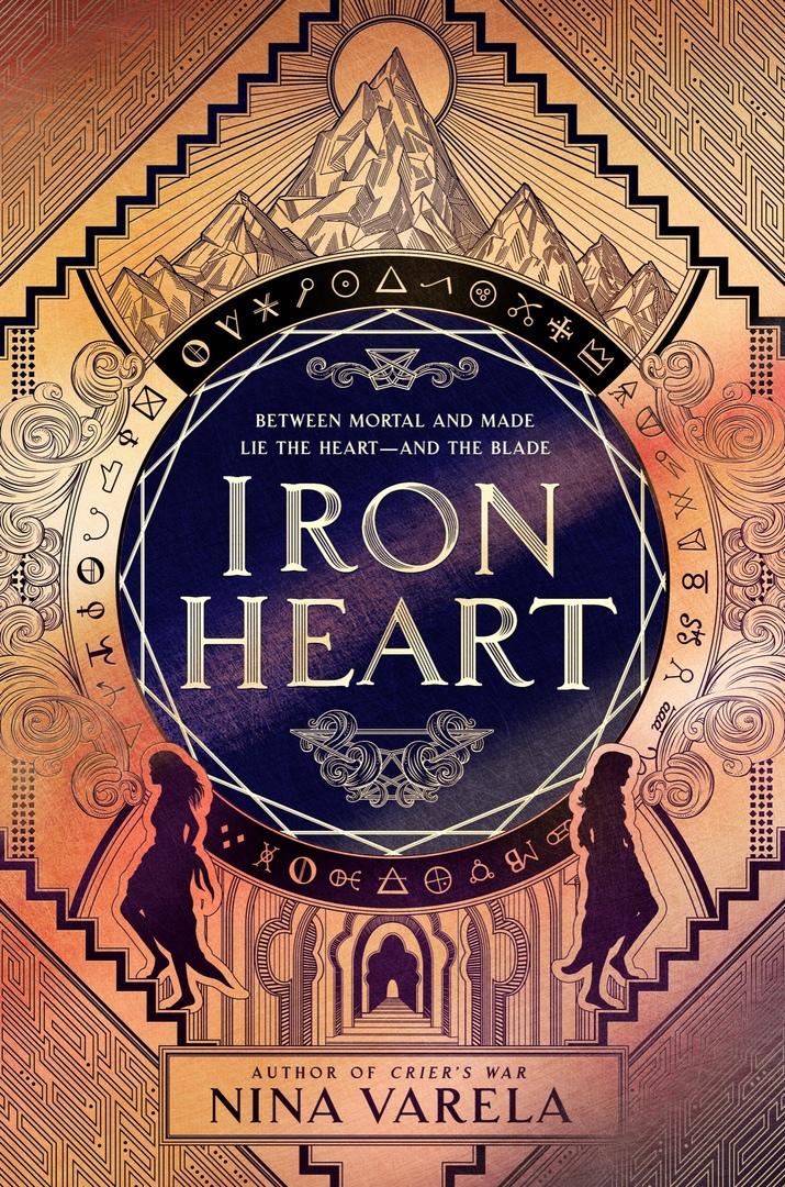 Nina Varela – Iron Heart