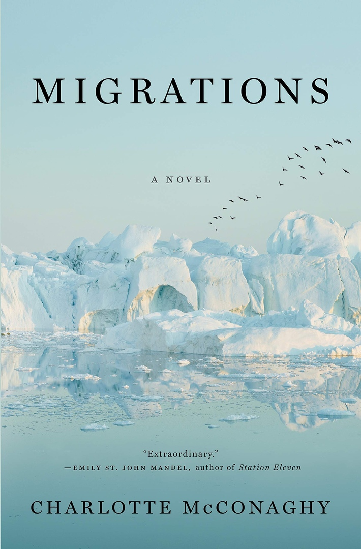 Charlotte McConaghy – Migrations
