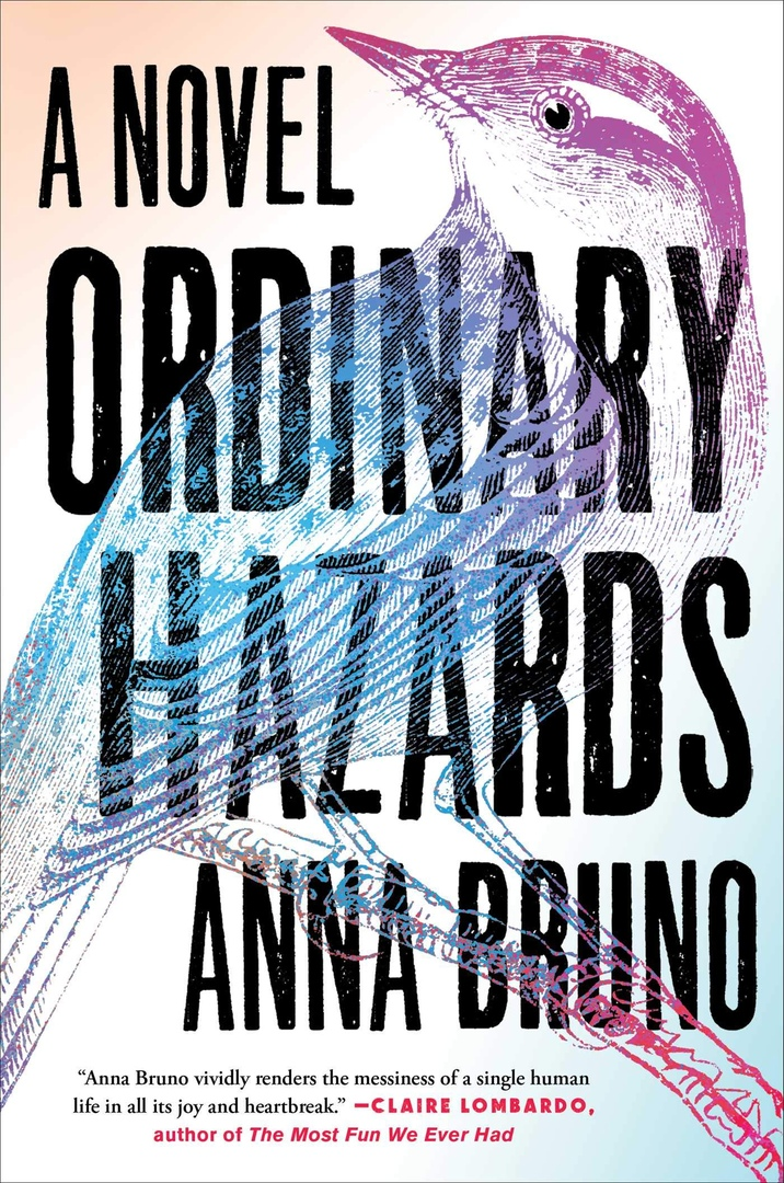 Anna Bruno – Ordinary Hazards