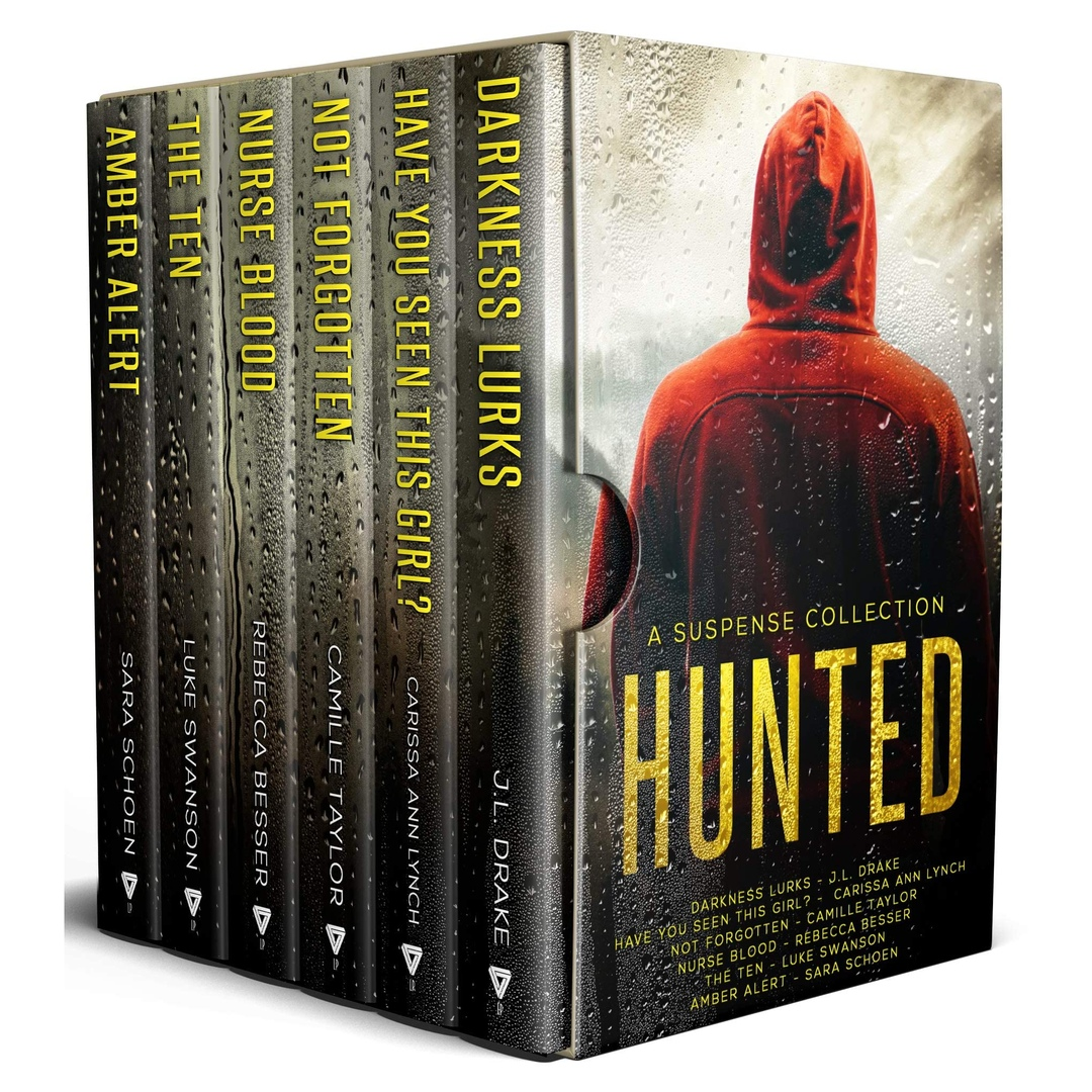 Hunted: A Suspense Collection By Various
