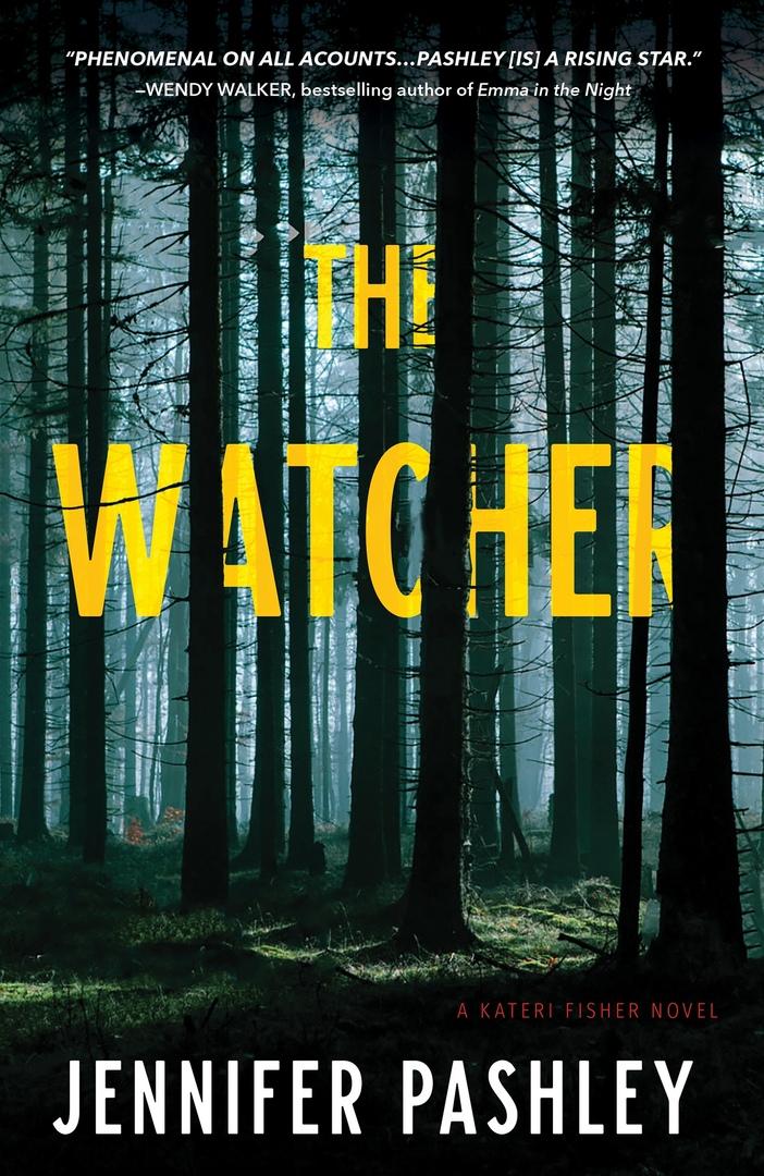 Jennifer Pashley – The Watcher